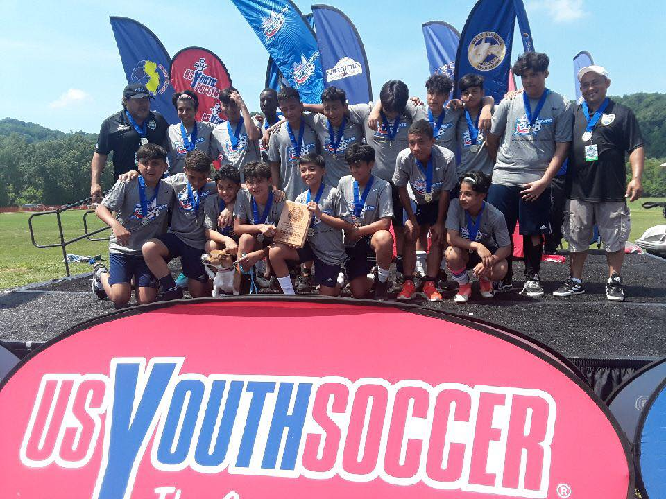 Congratulations to ASA PGSA Real Barza '04 Boys!