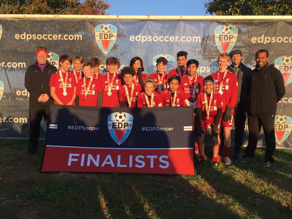 Liverpool FCIAA MD 05 - 2018 EDP Fall Classic Finalists